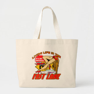 Fast Lane 90th Birthday Gifts Bags