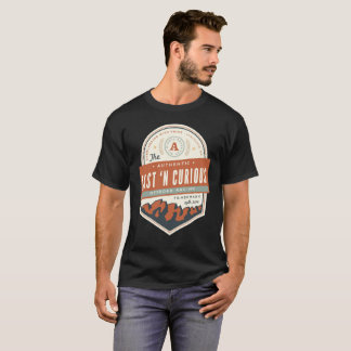 Fast n' Curious Off-Road Racing Team Shirt
