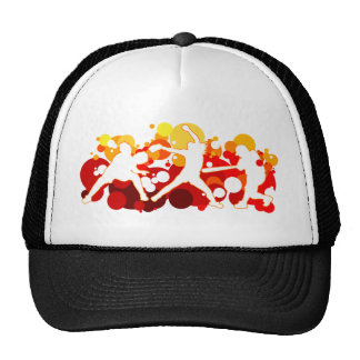 Fast Pitch Softball Players Cap
