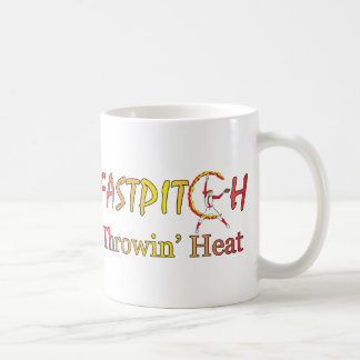 Fast Pitch Softball Version 1 Coffee Mug
