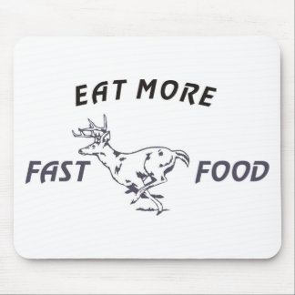 FASTFOOD_DEER MOUSE PADS