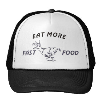 FASTFOOD_DEER TRUCKER HAT
