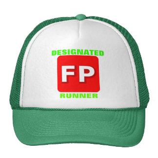Fastpass runner cap