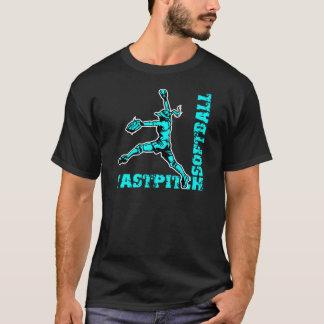 Fastpitch Corner, lt.blue T-Shirt