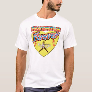 Fastpitch Forever Pitching Clinic T-Shirt