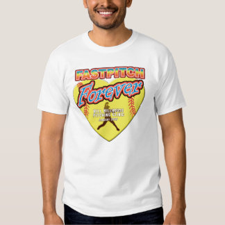 Fastpitch Forever Pitching Clinic T Shirts