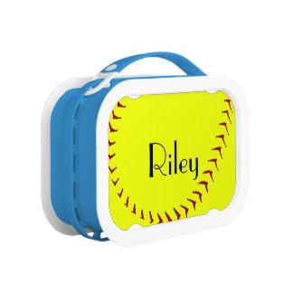 Fastpitch Lunchbox