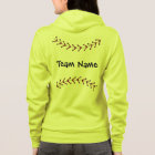 Fastpitch Softball Hoodie Jacket