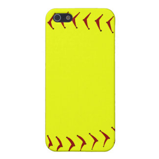 Fastpitch Softball iPhone Case iPhone 5 Cases