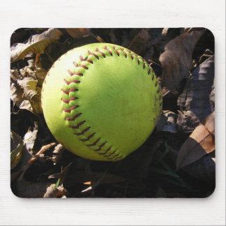 Fastpitch Softball Mousepad