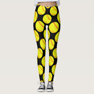 Fastpitch Softball Player Compression Pants