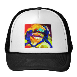 Fastpitch Softball Players Trucker Hat