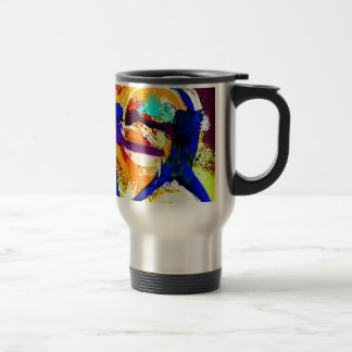 Fastpitch Softball Players Travel Mug