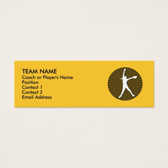 Fastpitch Softball Profile Cards