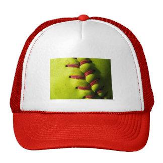 Fastpitch Softball Seam Mesh Hats