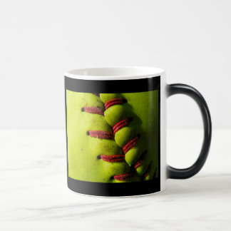 Fastpitch Softball Seam Magic Mug