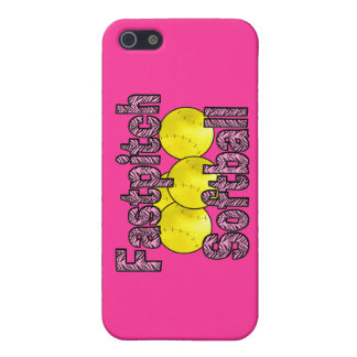 Fastpitch Softball Zebra Style Case For iPhone 5/5S