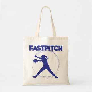 Fastpitch! Canvas Bag