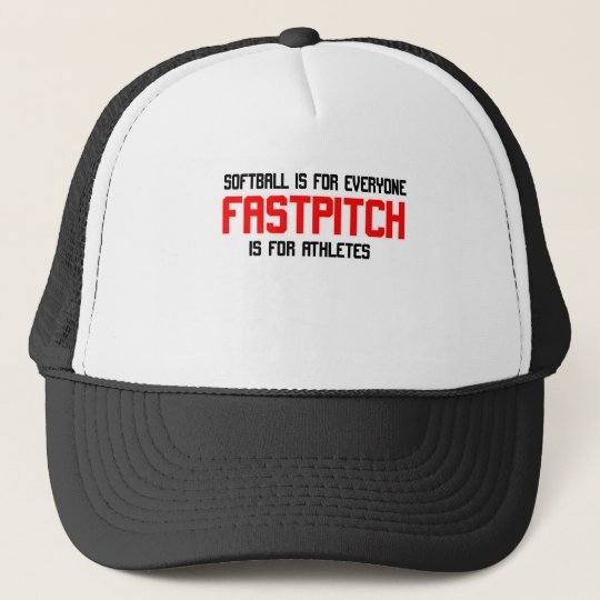 FastPitch Trucker Hat