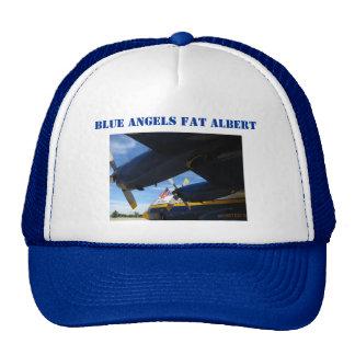 Fat Albert Blue Angels Hats