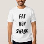 FAT BOY SWAG TEE SHIRT