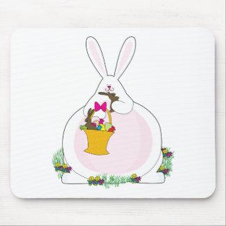 Fat Bunny Mouse Mat