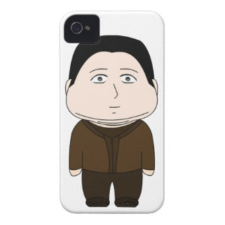 Fat Cartoon Character Case-Mate iPhone 4 Cases