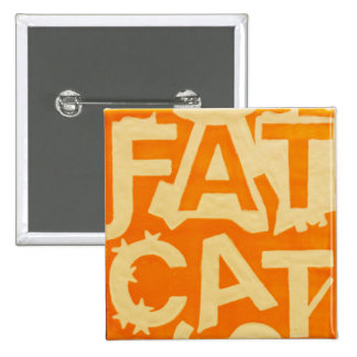 Fat Cat Button