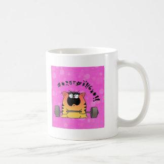 Fat Cat Coffee Mugs