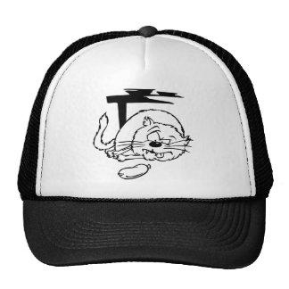 Fat Cat Mesh Hat