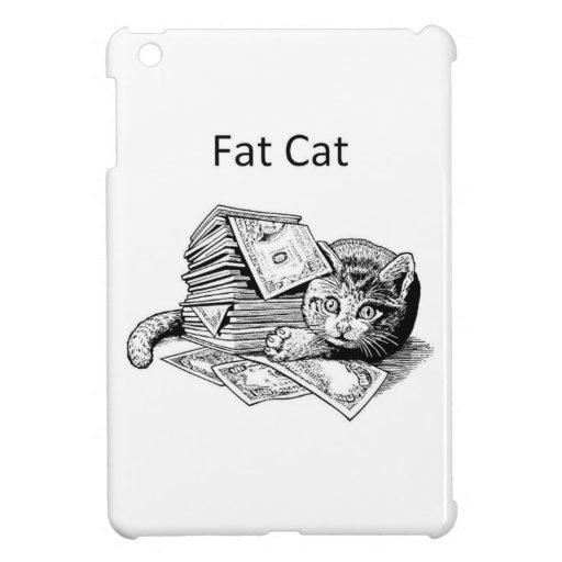 Fat Cat iPad Mini Cases