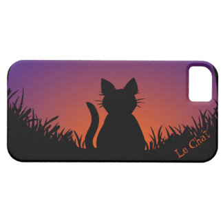 Fat Cat iPhone Case Cat Lover Le Chat iPhone Case iPhone 5 Covers
