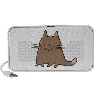Fat Cat Mp3 Speakers
