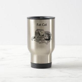 Fat Cat Mugs