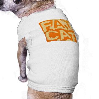 Fat Cat Pet T-shirt