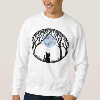 Fat Cat Sweatshirts Halloween Cat Shirts Unisex