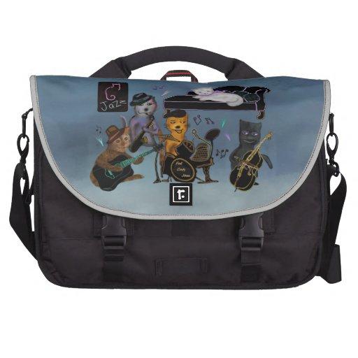 Fat Cats Jam Bag For Laptop