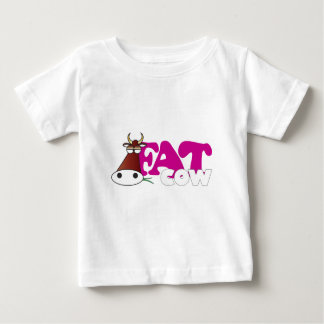 Fat Cow Baby T-Shirt
