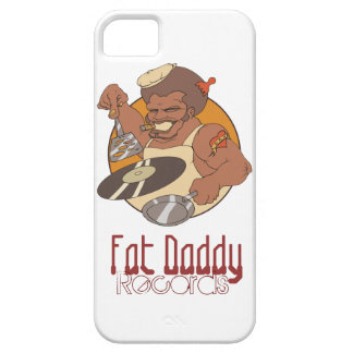 Fat Daddy Phone case Case For The iPhone 5