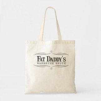 Fat Daddys Tote Budget Tote Bag