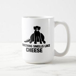 Fat Dog - Something Smells Like Cheese Mug