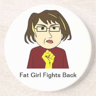 Fat Girl Fights Back Coaster