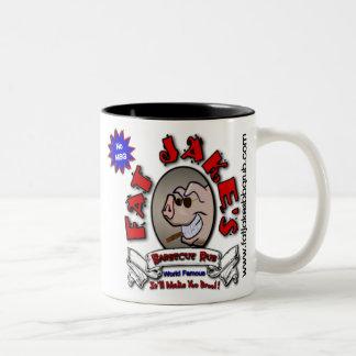 Fat Jake's BBQ Rub Coffee Mug
