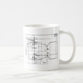Fat Man atomic bomb Coffee Mug
