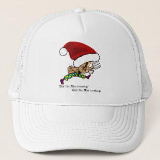 Fat Man (Santa) is Coming! Hat