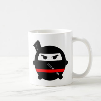 Fat Ninja Coffee Mug
