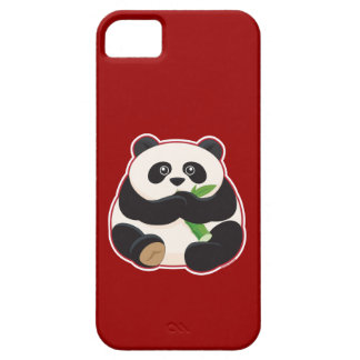 Fat Panda iPhone 5 Cases