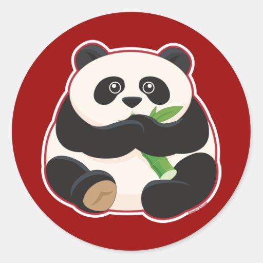Fat Panda Stickers
