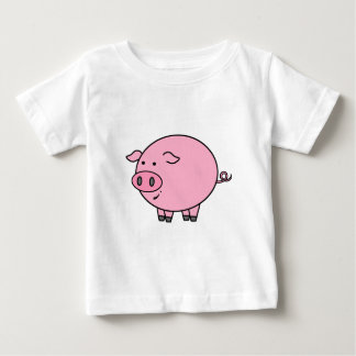 Fat Pig Baby T-Shirt