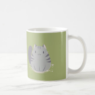 Fat Tabby Cat Mug